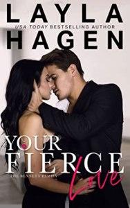 Your Fierce Love by Layla Hagen