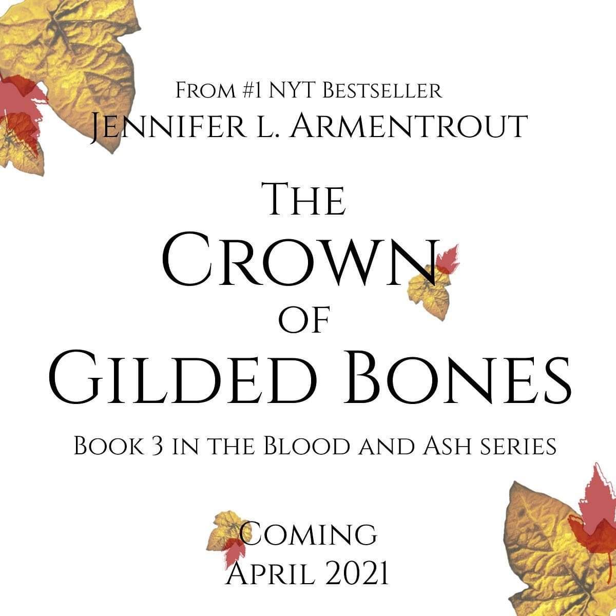 The crown of gilded bones preview cover
